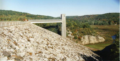 Thomaston Dam - Courtesy Town of Thomaston