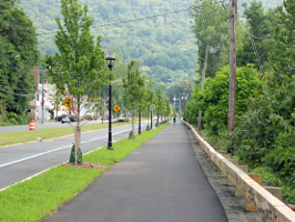 Beacon Falls Greenway, Naugatuck River, Beacon Falls, CT